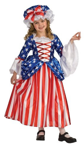 Rubie's Deluxe Betsy Ross Costume