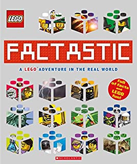 Book Cover: Factastic: A LEGO Adventure in the Real World