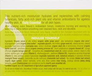 Juice Beauty Nutrient Moisturizer 2 fl. oz.