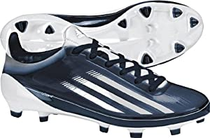 adidas adizero Men's 5-Star Football Cleats (14, Collegiate Navy/White)