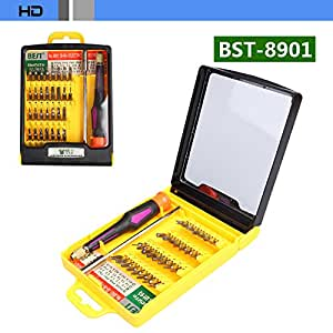 buy generic best bst 8901 31 in 1 screwdriver set computer cell phone electronic. Black Bedroom Furniture Sets. Home Design Ideas