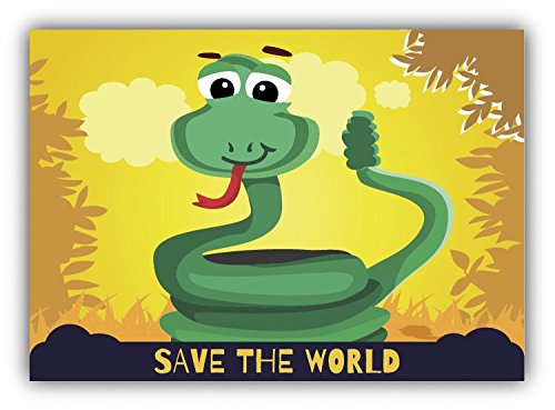 save-the-world-rattle-snake-cartoon-animal-greenpeace-slogan-de-haute-qualite-pare-chocs-automobiles