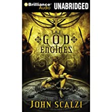 The God Engines Audiobook by John Scalzi Narrated by Christopher Lane
