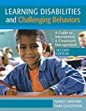 img - for Learning Disabilities and Challenging Behaviors: A Guide to Intervention & Classroom Management book / textbook / text book
