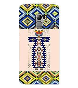 PrintDhaba Owl Pattern D-5640 Back Case Cover for LENOVO VIBE K4 NOTE (Multi-Coloured)