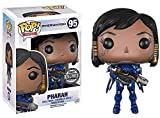 Funko ファンコ POP! Games Pharah Overwatch Blizzard Exclusive 限定 #95 Vinyl ビニール Figure フィギュア [並行輸入品]