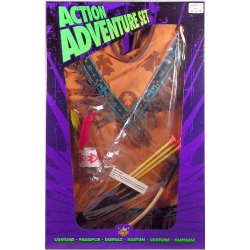 Native American Indian Action Adventure Set
