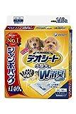 デオシート 小型犬用 レギュラー ジャンボパック 140枚×4袋 【ケース販売】