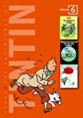 THE 3-IN-1 SERIES. THE ADVENTURES OF TINTIN: VOLUME 6