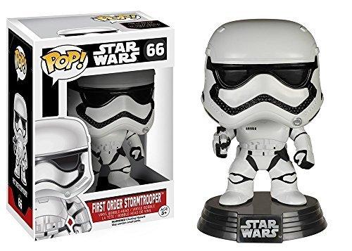 Funko POP Star Wars 3 3/4 Inch Episode 7 First Order Stormtrooper Action Figure Dolls Toys