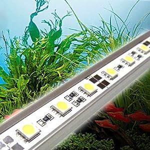 aquarium led beleuchtung tageslichtsimulator 90cm sonnenuntergang mondlicht hqi t8 ab5 amazon. Black Bedroom Furniture Sets. Home Design Ideas