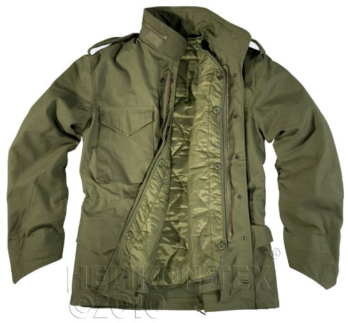 helikon-tex-us-army-military-m65-giacca-nyco-sateen-olive-green-verde-oliva-small
