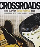 51vTHTELKxL. SL160  Eric Clapton: Crossroads Guitar Festival 2010 (Two Disc Super Jewel Case)