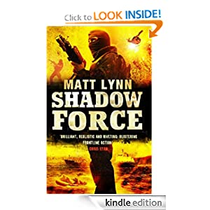 Shadow Force: Death Force - Matt Lynn