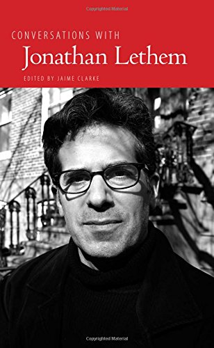 Conversations with Jonathan Lethem (Literary Conversations Series)