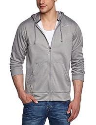 Men\'s Nike KO Full-Zip Training Hoodie Grey Size X-Large
