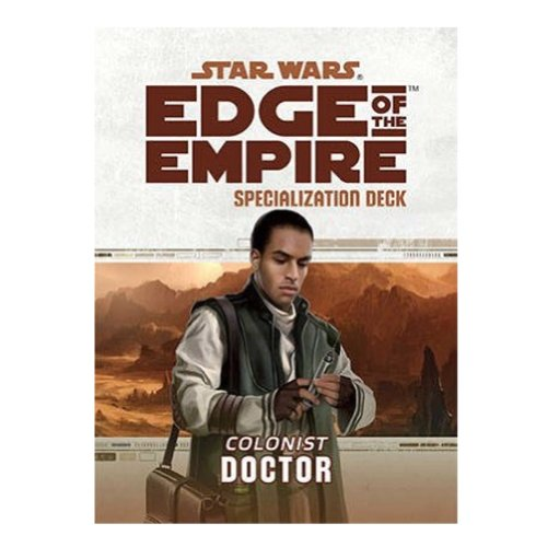 Star Wars: Edge of the Empire: Doctor - 1