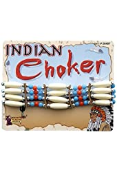 Beaded Indian Choker (Standard)