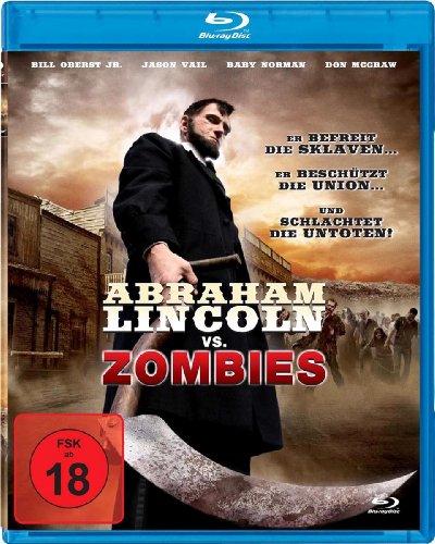Abraham Lincoln vs. Zombies [Alemania] [Blu-ray]