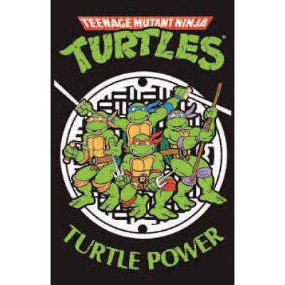 teenage mutant ninja turtles turtle power blacklight