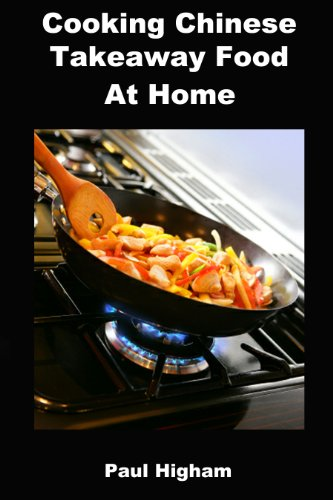 book review cooking chinese takeaway food at home by paul