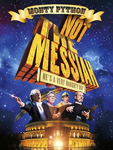 Not The Messiah: He's A Very Naughty Boy