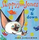 Skippyjon Jones: Up and Down (0525478078) by Schachner, Judy