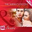 The Sheikh's Destiny Audiobook by Olivia Gates Narrated by Suzanne Cypress
