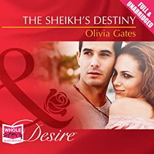The Sheikh's Destiny Audiobook
