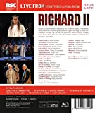 Image de Shakespeare : Richard II. Tennant, Davies, Doran. [Blu-ray]