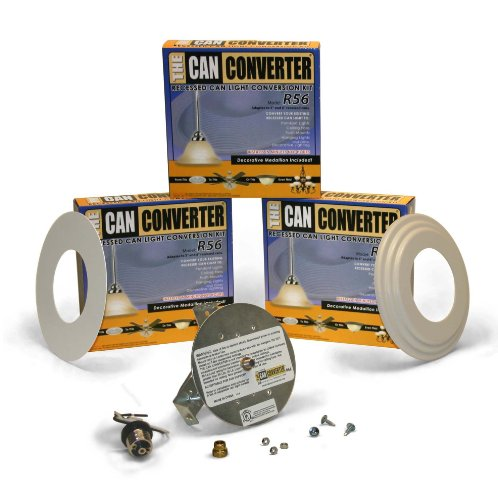 The Can Converter R56 Recessed Can Light Conversion Kit for 5