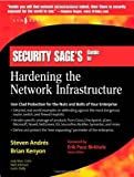 img - for Security Sage's Guide to Hardening the Network Infrastructure by Erik Pace Birkholz, Brian Kenyon, Steven Andr  s (2004) Paperback book / textbook / text book