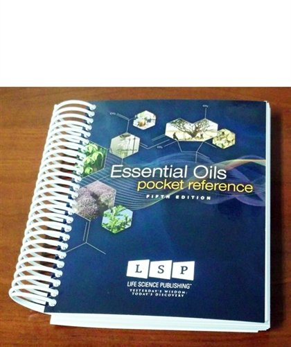 Discount Essential Oils Pocket Reference, 5th Edition, May 2011