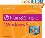 Windows 8 Plain & Simple (Plain &...