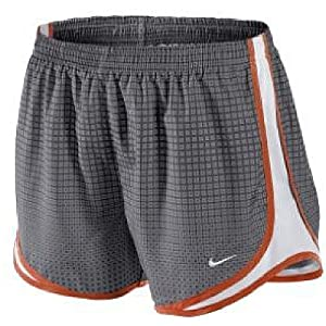 Nike Anthracite/Urgent Orange Ladies Tempo Track Short