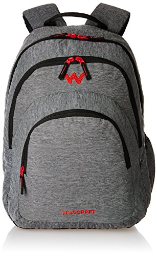 Wildcraft-32-Liters-Multi-Colour-Casual-Backpack-Melange-3-BLACK