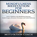 Mindfulness Meditation for Beginners: Learn to Meditate with Mindfulness Exercises, Guided Imagery, Relaxation Techniques and Guided Meditation | Motivation Coach