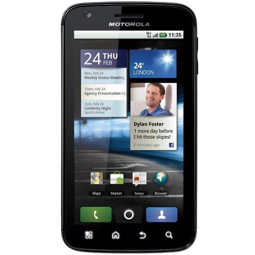 Motorola ATRIX Dual Core Sim Free Smartphone
