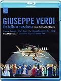 Verdi: Un Ballo In Maschera [Massimiliano Pisapia, Franco Vassallo, Chiara Taigi, Riccardo Chailly] [Euroarts: 2055107] [Blu-ray] [2013]