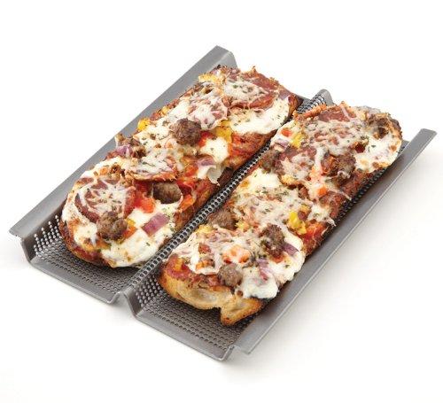 Chicago Metallic Non-Stick Open Face Sub Sandwich Pan