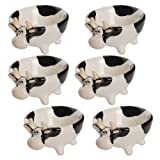 Cow Tealight Holder Set of 6