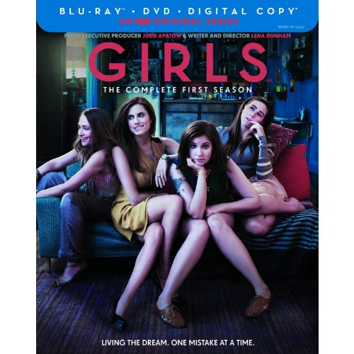 Girls: Season 1 LIMITED EDITION 4 Disc Set Blu-ray / DVD Combo / Digital Copy / BONUS Disc Featuring Audio Commentary and 50 Minute SXSW Panel With Lena Dunham & Judd Apatow