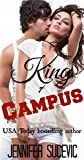 King of Campus (English Edition)