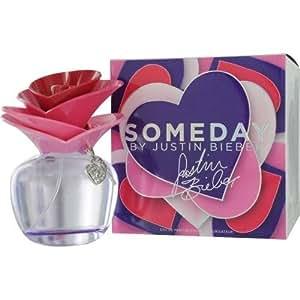 Justin Bieber Someday for Women Eau De Parfum Spray, 50ml/1.7 ounce