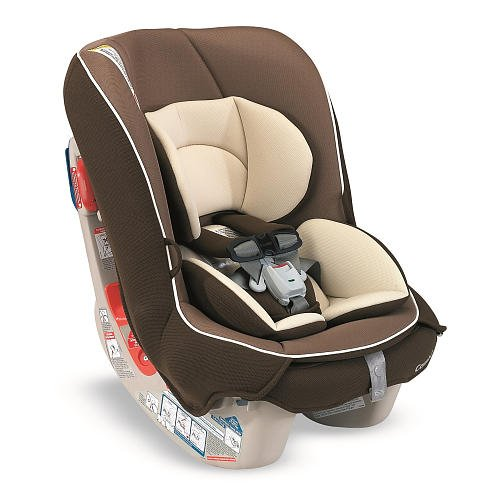 Combi Coccoro Convertible Car Seat Chestnut back-868163