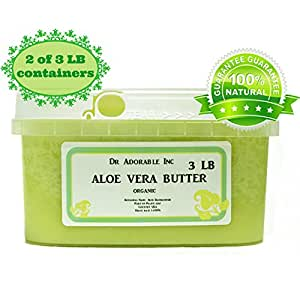 aloe vera butter 6 lb body butters beauty. Black Bedroom Furniture Sets. Home Design Ideas