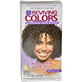 Dark & Lovely Reviving Colors No. 395 Natural Black