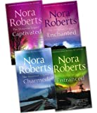 Nora Roberts Nora Roberts The Donovan Legacy 4 Books Collection Pack Set RRP: £27.96 (Enchanted, Entranced , Captivated, Charmed)