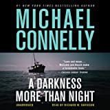 img - for A Darkness More than Night: Harry Bosch Series, Book 7 book / textbook / text book