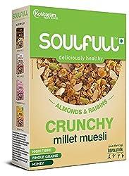 Soulfull Muesli Crunchy, 450g